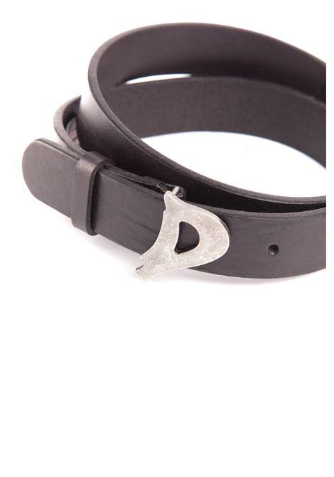 Cintura con fibbia logo DONDUP | Cinture | WC221 PL0250XXX-999