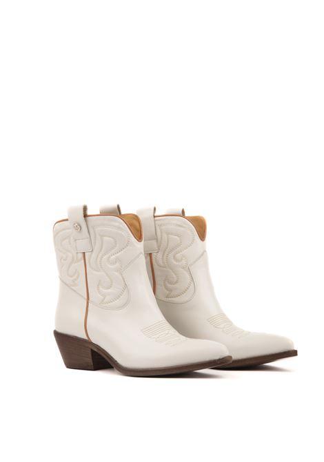 GISEL | Texan Boots | ALMACREMA