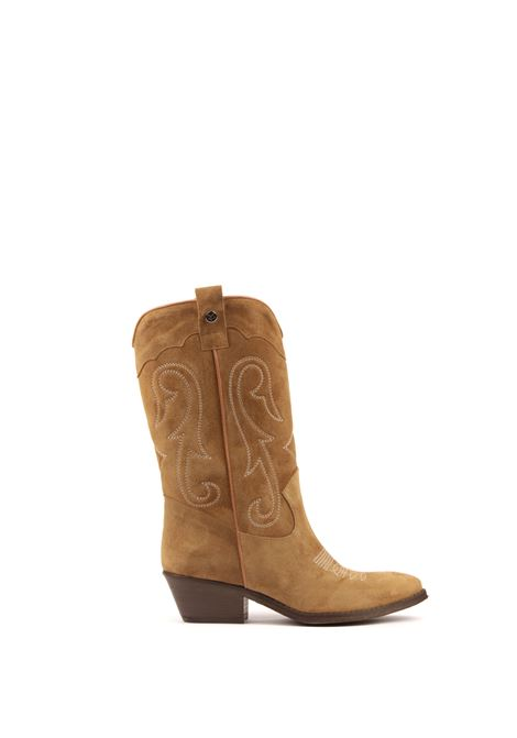 GISEL | Texan Boots | MEGANCUOIO