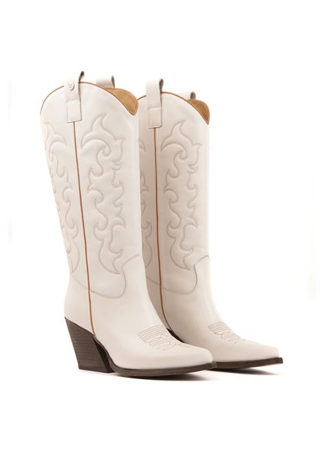 GISEL | Texan Boots | ZOECREMA