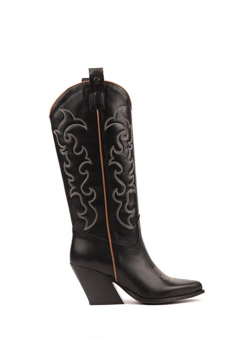 GISEL | Texan Boots | ZOENERO