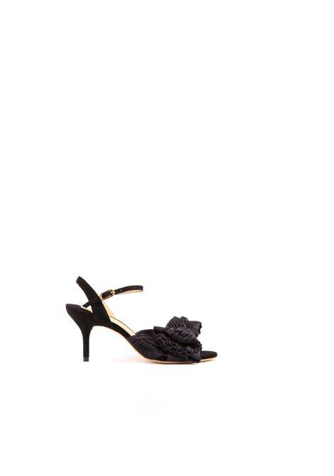 Sandalo con fiocco GOLD&ROUGE | Sandalo | BARIKABLACK