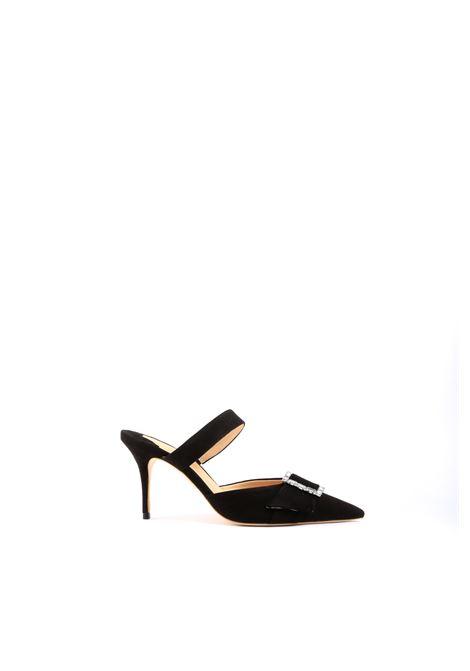Scarpa  con gioiello GOLD&ROUGE | Scarpa | RANYABLACK