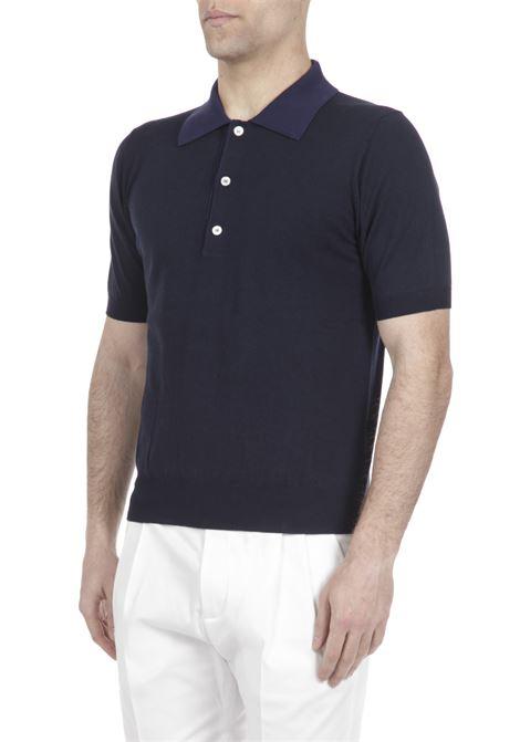 Polo GRIFONI | Polo | GI110010/61BLU