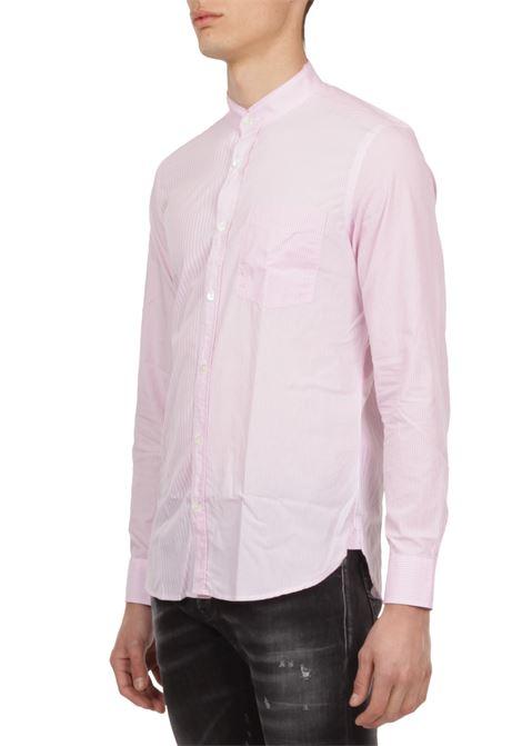 Camicia coreana GRIFONI | Camicia | GI120013/23ROSA