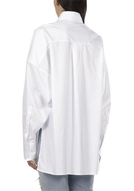 Camicia oversize GRIFONI | Camicia | GI220039/44003