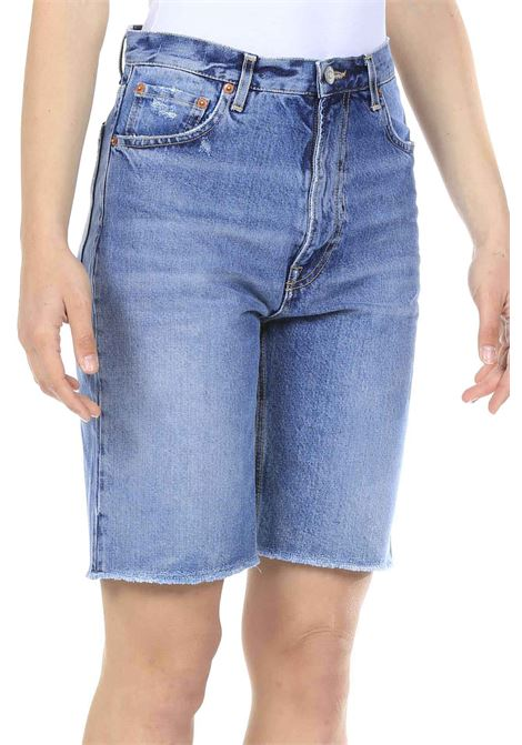 Bernuda in denim HAIKURE | Bermuda | HEW03264-DF065L0460