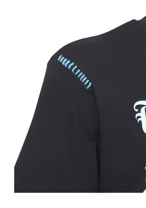 T-shirt con stampa IHS   T-shirt   TE01999