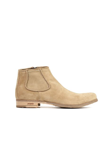 Beatles in suede JP DAVID | Scarpe | 2580/160BEIGE