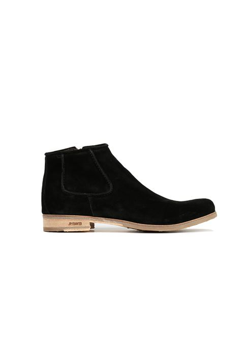 Beatles in suede JP DAVID | Scarpe | 2580/160NERO