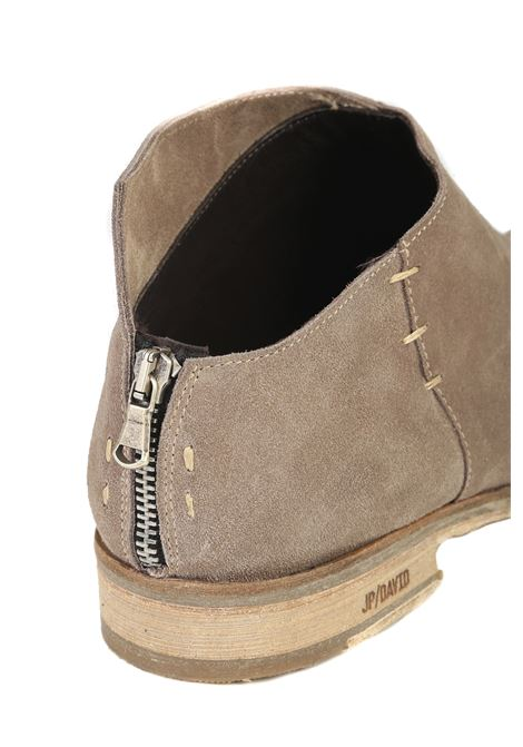 Beatles in suede JP DAVID | Scarpe | 2580/170SABBIA