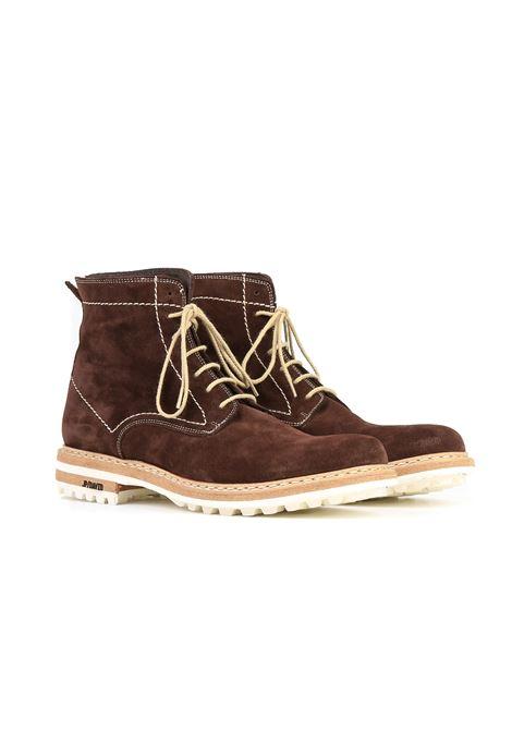 JP DAVID | Shoes | 2580/50TESTA DI MORO