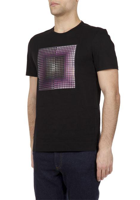 T-Shirt LIMITATO | T-shirt | 10627 KOD LILABLACK