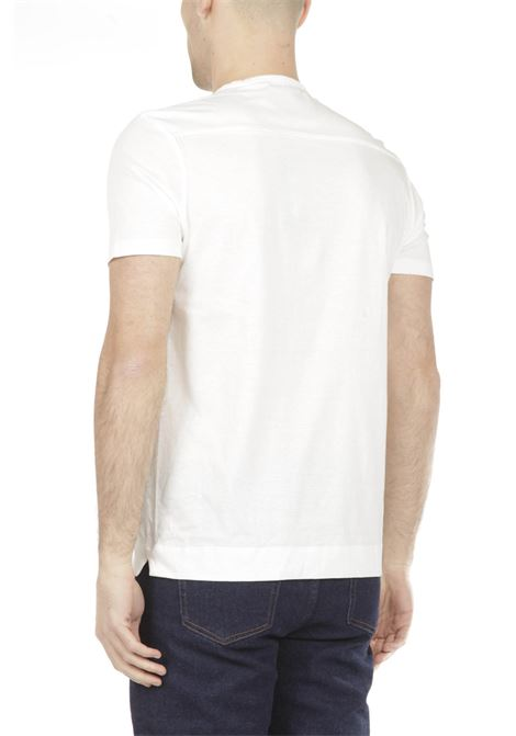 T-Shirt LIMITATO | T-shirt | 10681 MASHWHITE