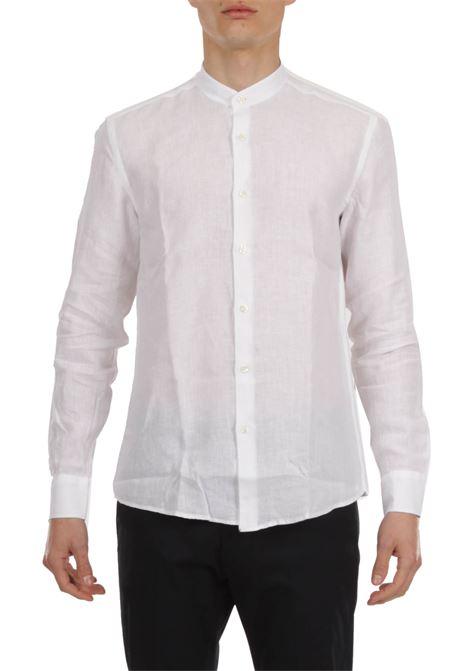 Camicia collo coreano LOW BRAND | Camicia | L1CSS215749A001
