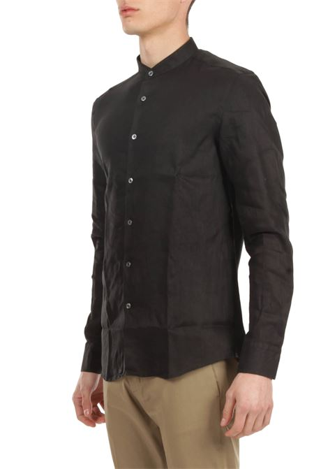 Camicia collo coreano LOW BRAND | Camicia | L1CSS215749D001