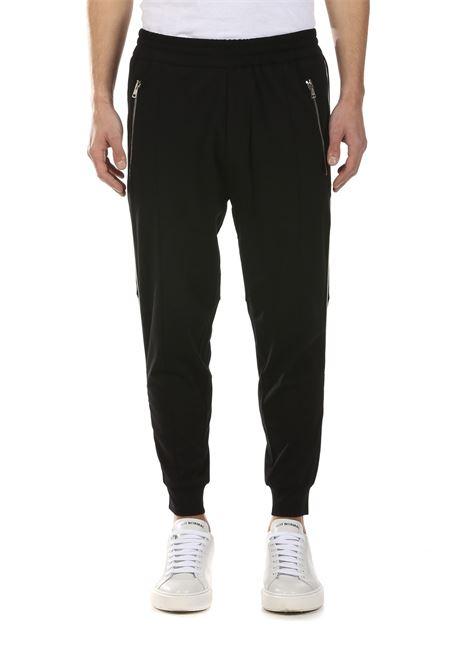Pantalone con bande LOW BRAND | Pantalone | L1FSS215738D001
