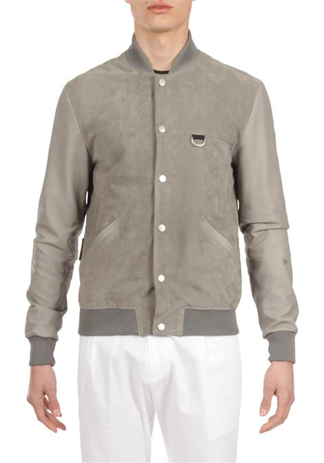 College in nappa LOW BRAND | Jacket | L1JSS215853N067
