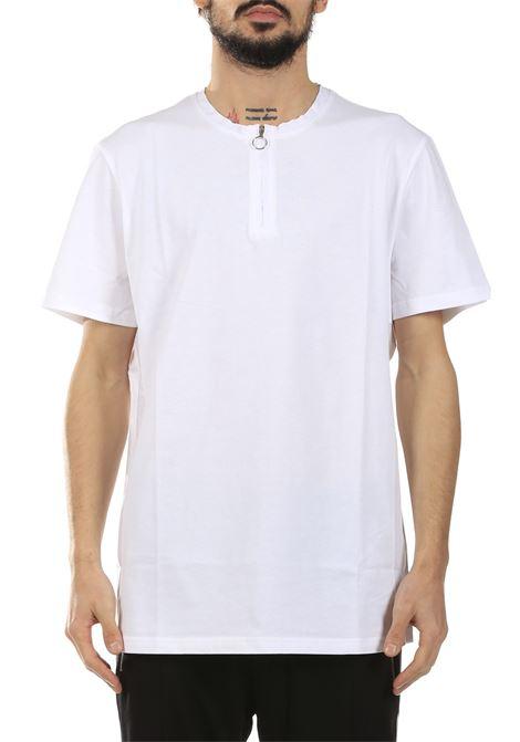 T-shirt con zip LOW BRAND | T-shirt | L1TSS215688A001