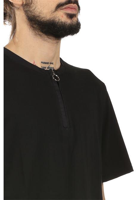 T-shirt con zip LOW BRAND | T-shirt | L1TSS215688D001