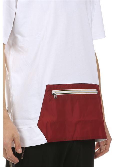 T-shirt con tasca LOW BRAND | T-shirt | L1TSS215690R042