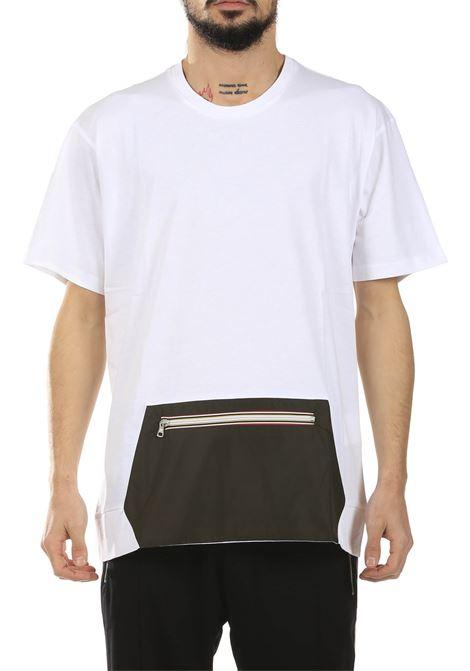 T-shirt con tasca LOW BRAND | T-shirt | L1TSS215690W/FN