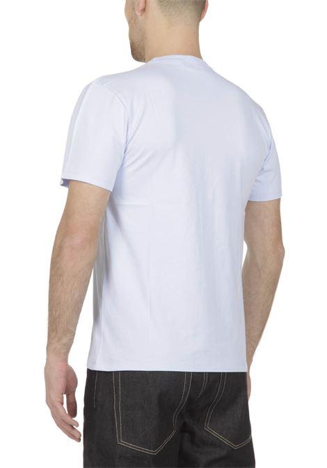 T-shirt con logo MAISON KITSUNE' | T-shirt | GM00143KJ0010A