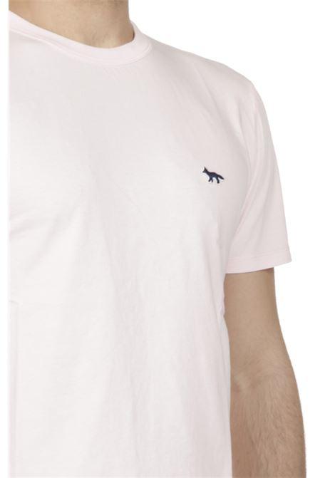 T-shirt con logo MAISON KITSUNE' | T-shirt | GM00143KJ0010