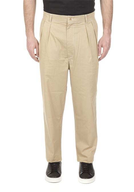 Pantalone basic MAISON KITSUNE' | Pantalone | GM01148WC0023