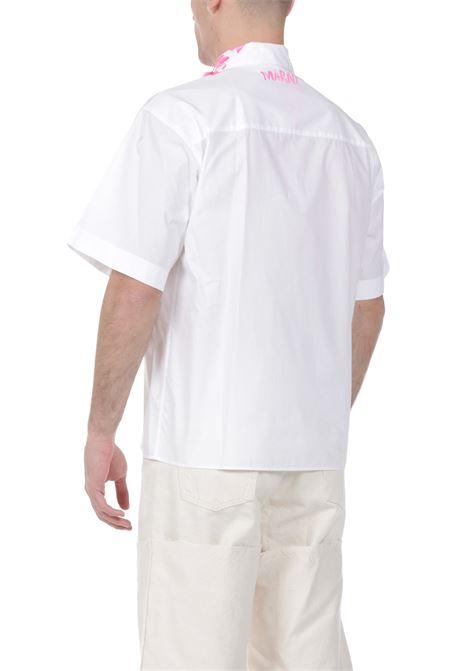 Camicia effetto vernice MARNI | Camicia | CUMU0216P0S53663