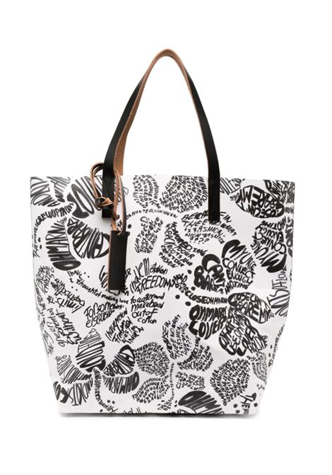 Borsa tote North/South MARNI | Borsa | SHMQ0025A1PR856