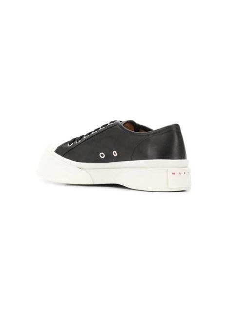 Sneakers con plateau MARNI | Sneakers | SNZU002002P3571