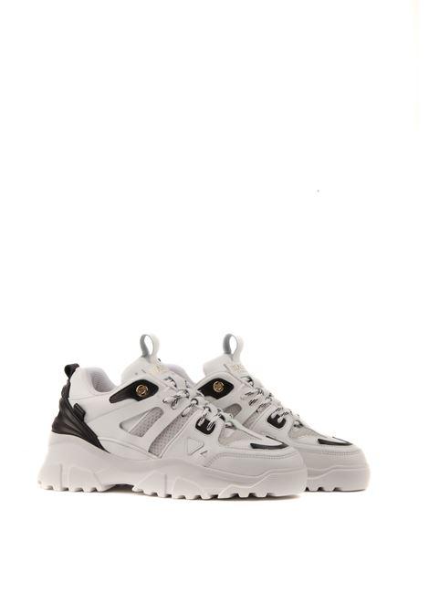 Sneakers gomma alta  MASON GARMENTS | Scarpe | GENOVA SS21-35-11CBIANCO