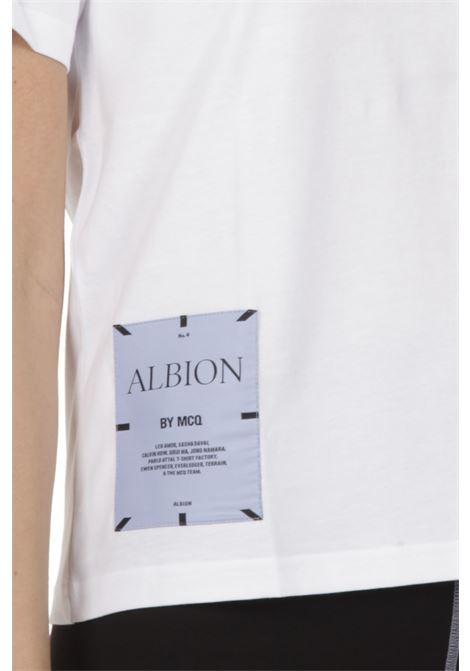 T-shirt in cotone MCQ | T-shirt | 624665-RQJ339000