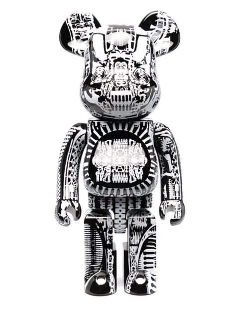 GIGER CHROME VERSION BLACK 1000% MEDICOM TOY | Toys | GIGER CHROME VERSION BLACK1000