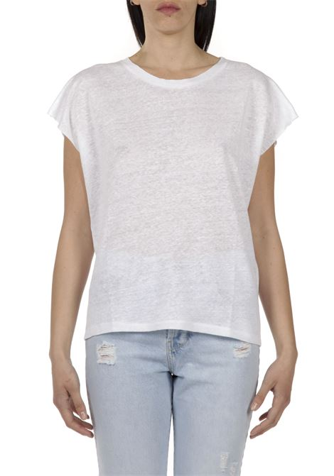 T-shirt giromanica MERCI | T-shirt | MM197PWHITE