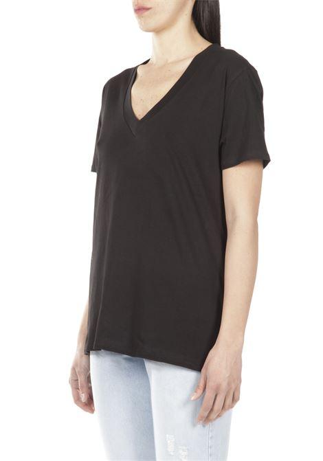T-shirt in cotoneT MERCI | T-shirt | MM233NERO