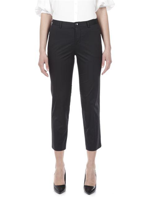 Pantlone in cotone MERCI | Pantalone | P2640NERO