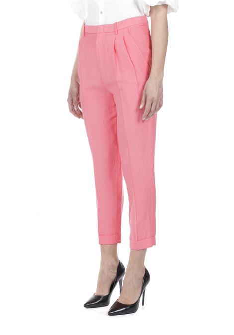 Pantalone con pence MERCI | Pantalone | P295PEONIA