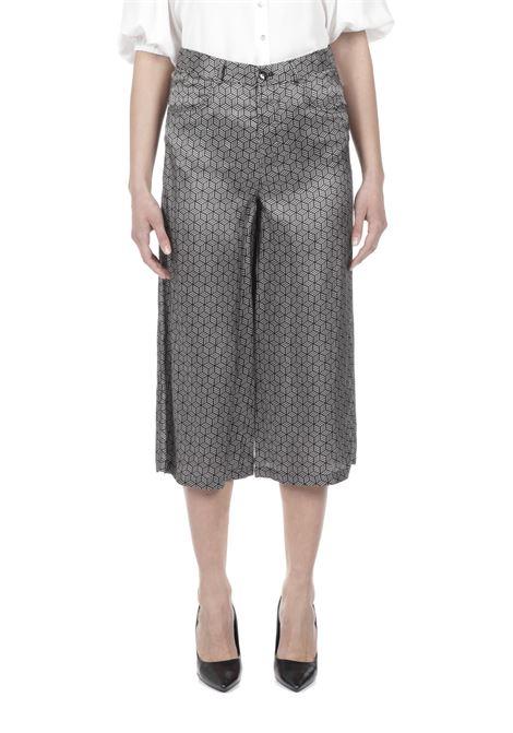 Pantalone a fantasia MERCI | Pantalone | P297FANTASIA