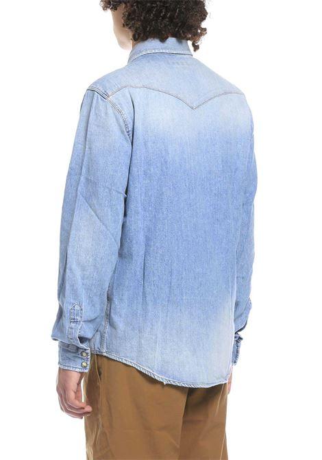 Camicia denim MESSAGERIE | Camicia | 188232T09277