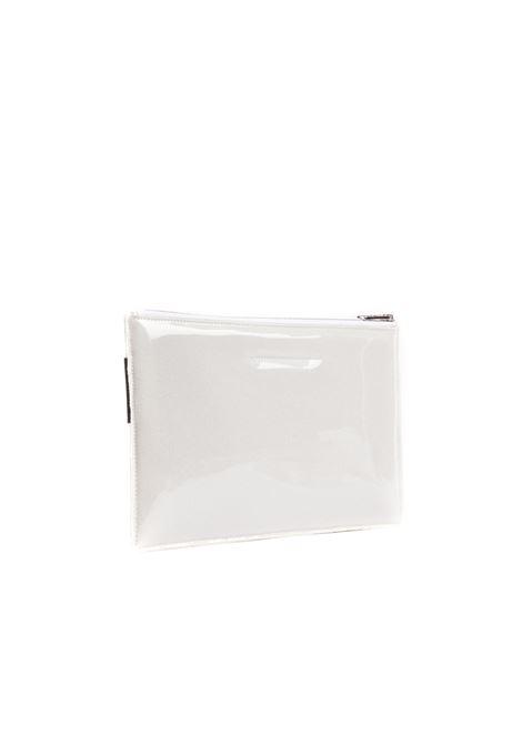 Pochette trasparente MM6 MAISON MARGIELA | Pochette | S41WF0114-P2709argento
