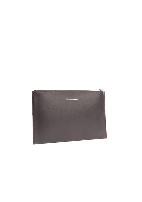 MM6 MAISON MARGIELA | Clutch Bag | S41WF0114-P3993NERO