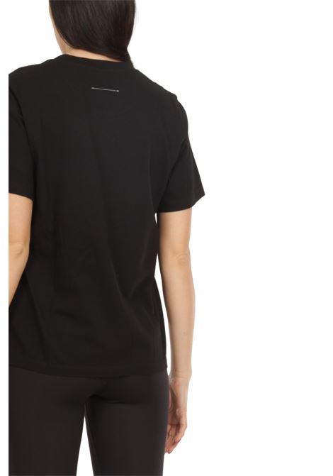 T-shirt con stampa MM6 MAISON MARGIELA | T-shirt | S52GC0177-S23588900