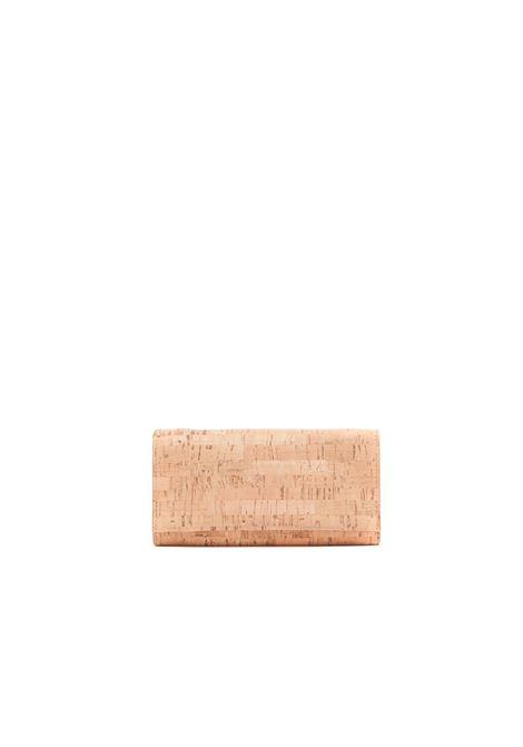 Pochette in sughero MM6 MAISON MARGIELA | Pochette | S54UI0063-P3987SUGHERO