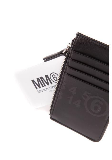 Portacarte in pelle MM6 MAISON MARGIELA | Portacarte | S54UI0071-P3993T8013