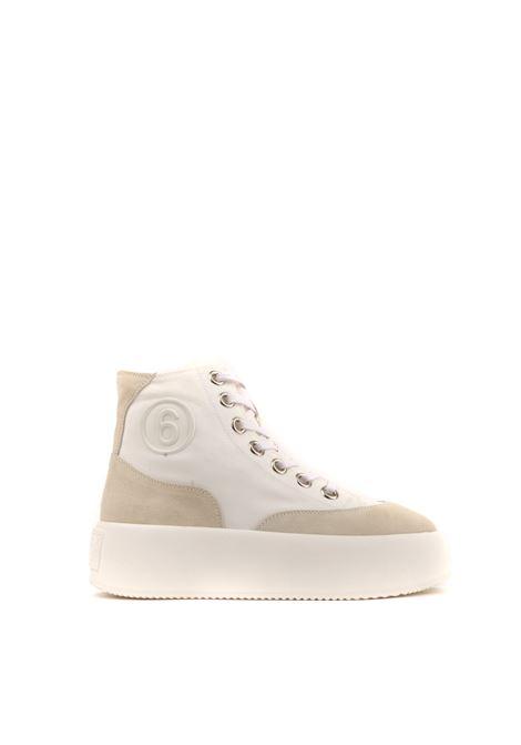 Sneakers fondo alto MM6 MAISON MARGIELA | Scarpe | S59WS0153-P3978H8499