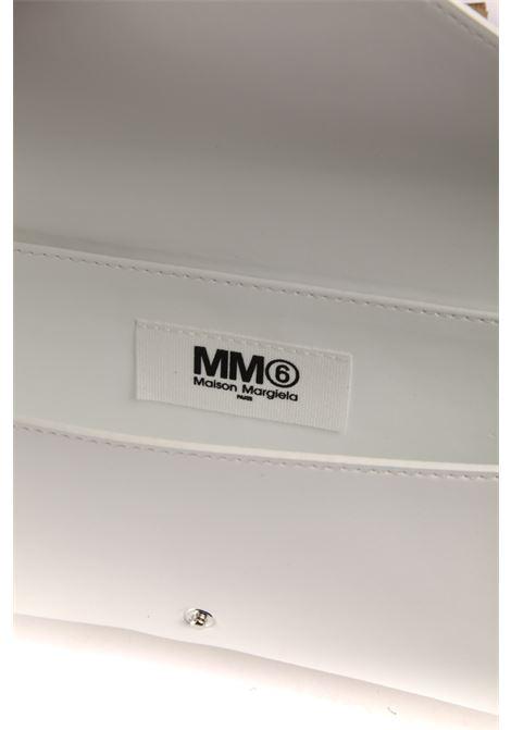 Pochette a mano MM6 MAISON MARGIELA | Pochette | S63WF0058-P4002BIANCO