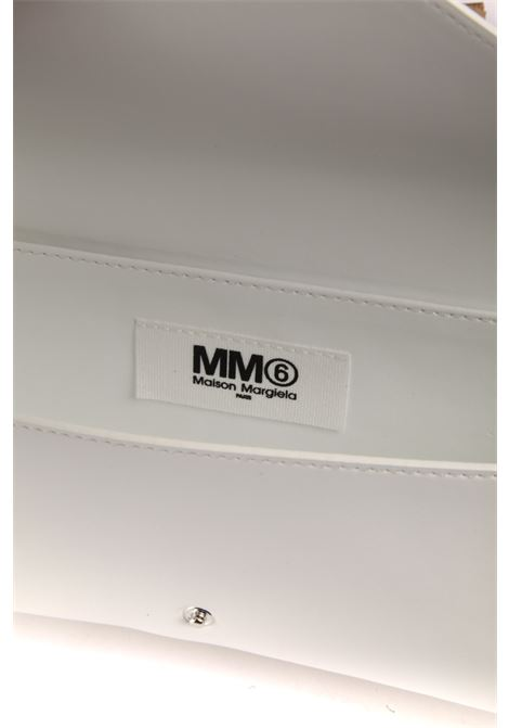 MM6 MAISON MARGIELA | Clutch Bag | S63WF0058-P4002BIANCO