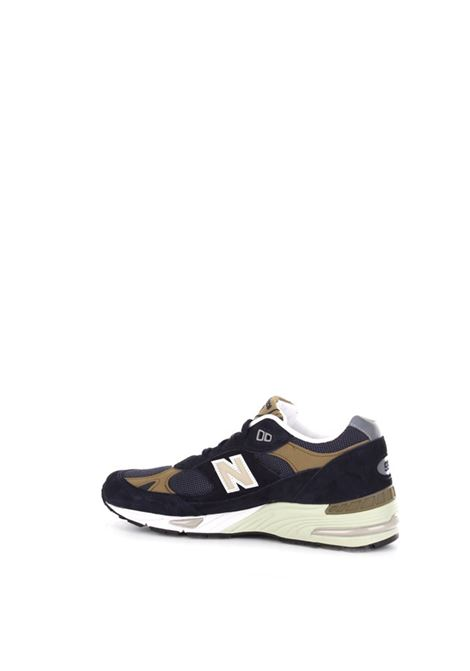 NEW BALANCE | Sneakers | M991DNBBLU